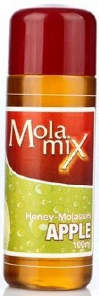 Mola Mix Apfel (Apple), Feuchthaltemittel, 100 ml