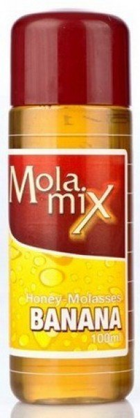 Mola Mix Banane (Banana), Feuchthaltemittel, 100 ml