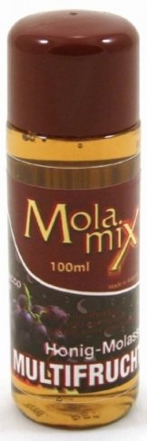 Mola Mix Multifrucht (Multi Fruit), Feuchthaltemittel, 100 ml
